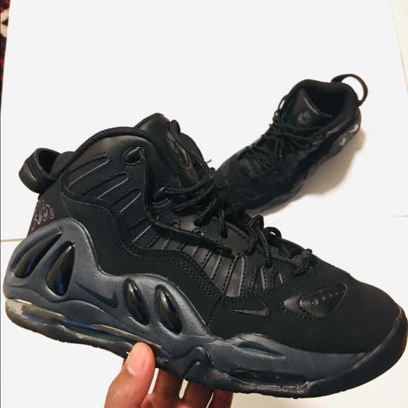 Nike Air Max Uptempo 97 Sneakers Black